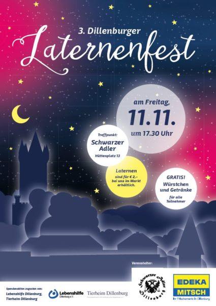 Laternenfest; Mitsch; Edeka