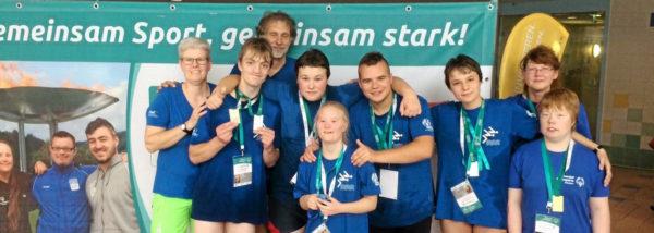Otfried-Preußler-Schule; Lebenshilfe; Dillenburg; Olympics