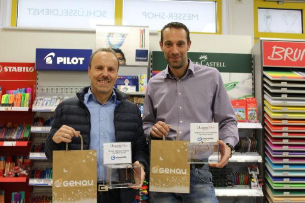 Gillmann; Haiger; Plastik; Spenden