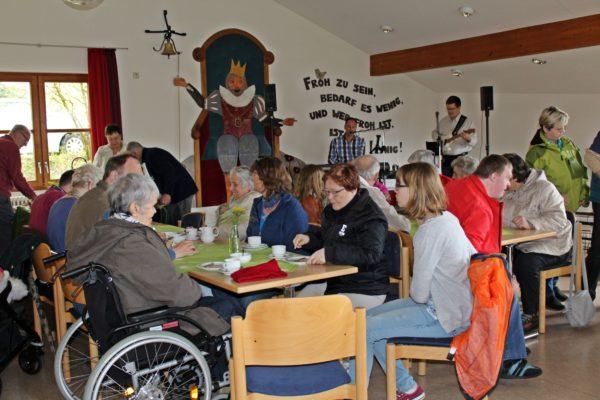 Frühlingsfest; Lebenshilfe; Manderbach