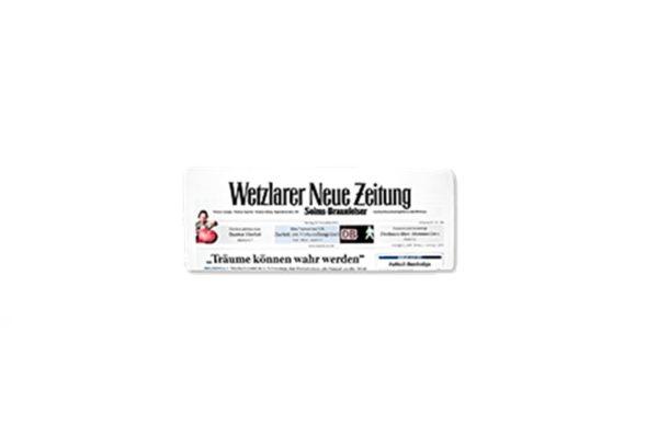Wetzlar; Presse; WNZ; Logo; mittelhessen