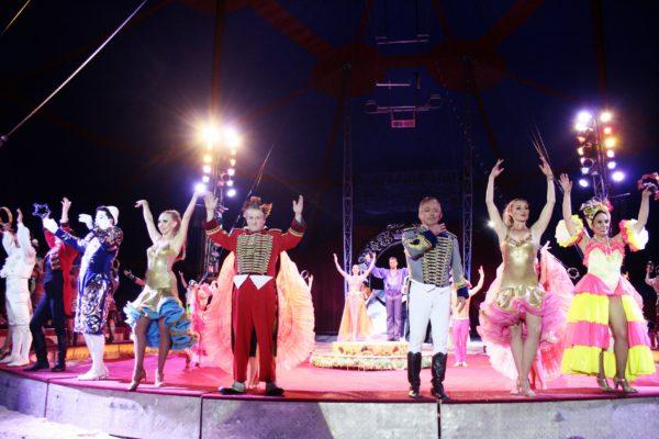 Circus; Krone; Wetzlar; Lebenshilfe