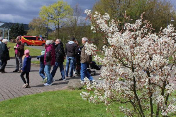 Frühling Fest Manderbach Wohnheim