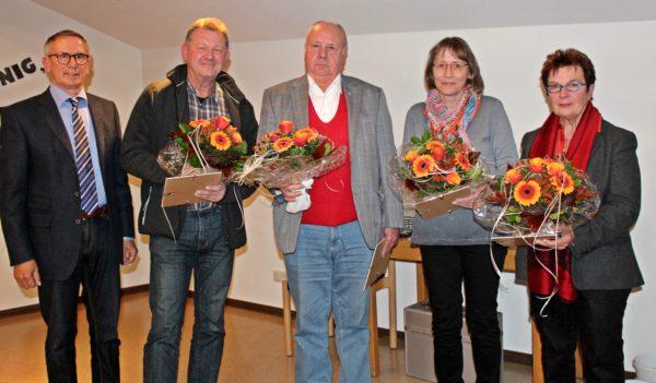 Jahreshauptversammlung; Lebenshilfe; Dillenburg