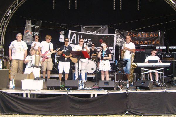 Alles inklusive; Band; Lebenshilfe; Dillenburg