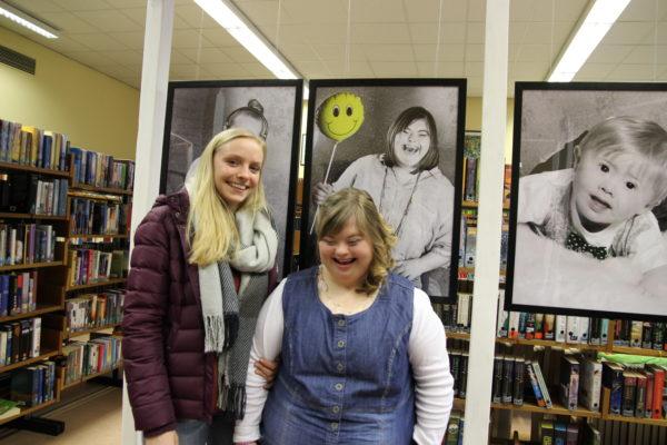 Ausstellung; Haiger; Down-Syndrom; Klestil