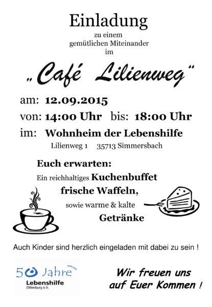 Einladung Wohnheimfest