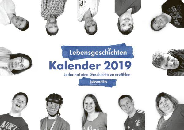Kalender; Projekt; Schreibwerkstatt; 1000 Zeichen; Lebenshilfe; Stimmgeber